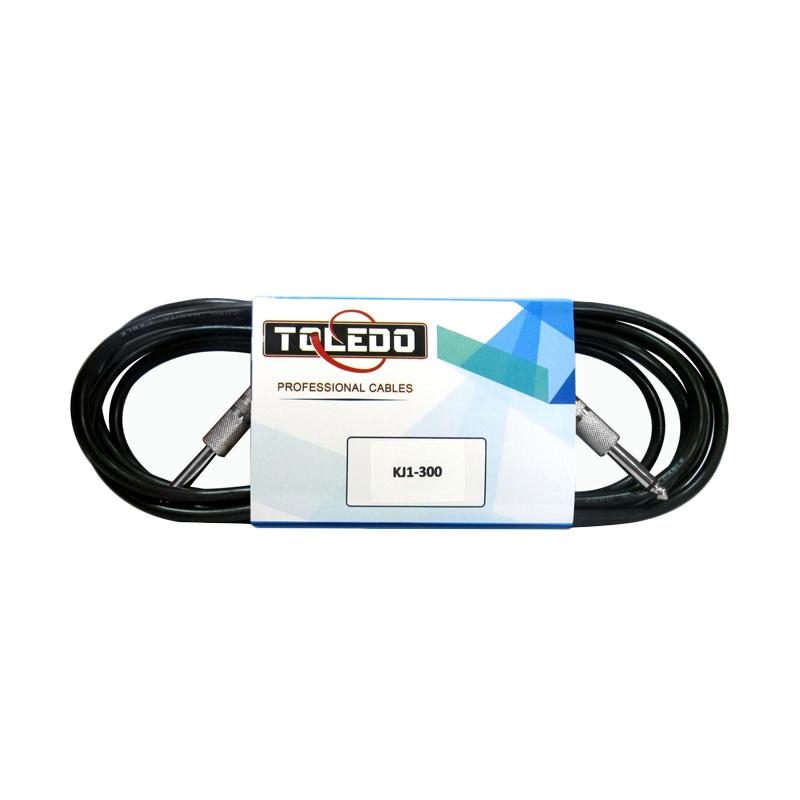 Doremi Toledo KJ1-300 Kabel Jack [3m]