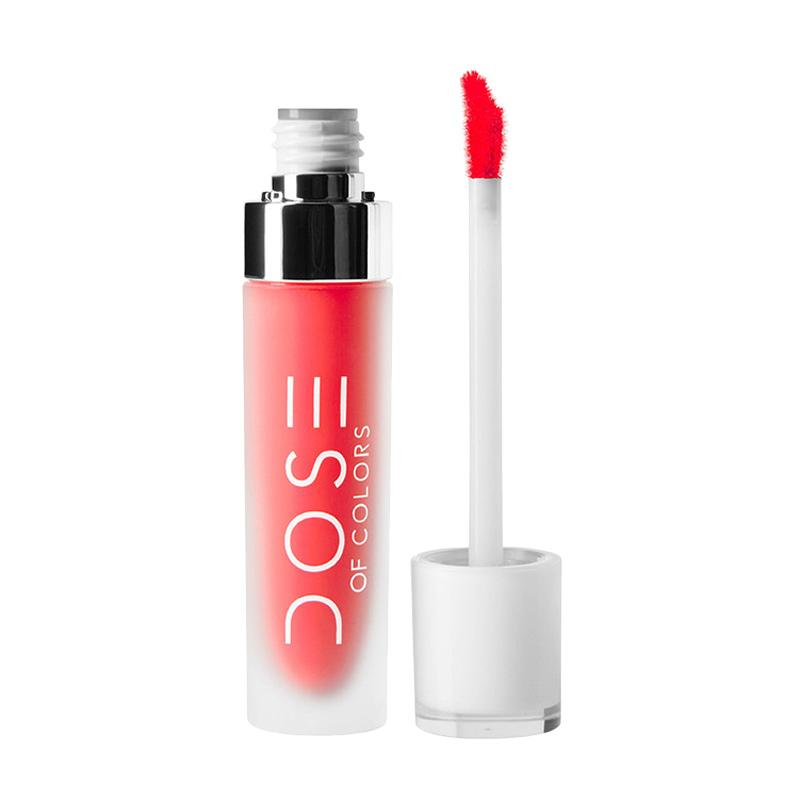 Dose of Colors Lipstick Matte Coral Crush