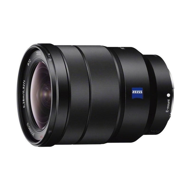 Sony Vario-Tessar T* FE 16-35mm F4 ZA OSS Lensa Kamera