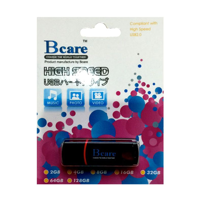 BCare USB Flash Drive [2 GB]