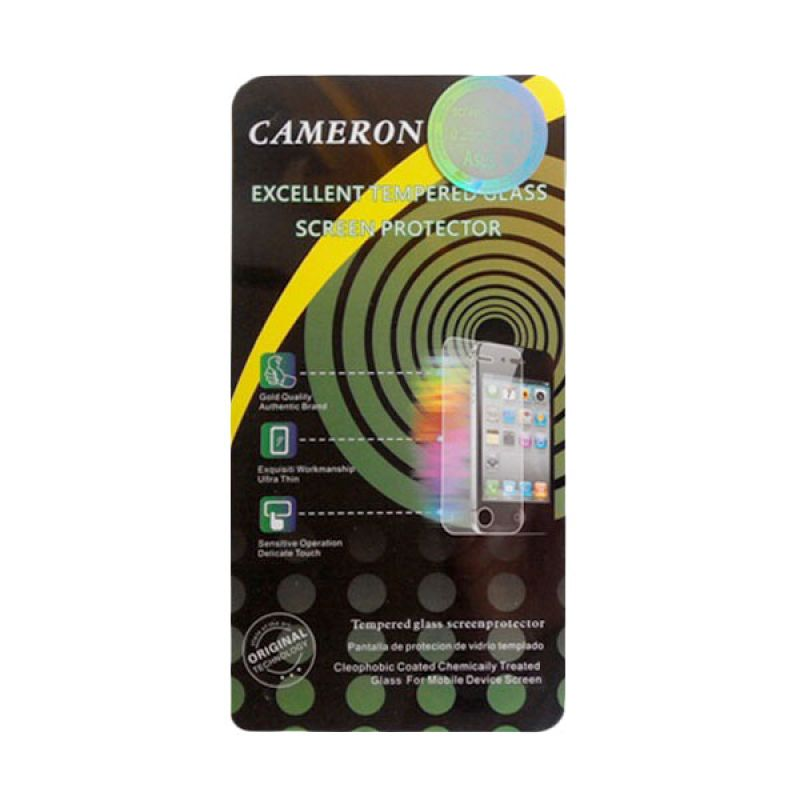 Cameron Tempered Glass For Samsung Galaxy Note 4 Screen Protector