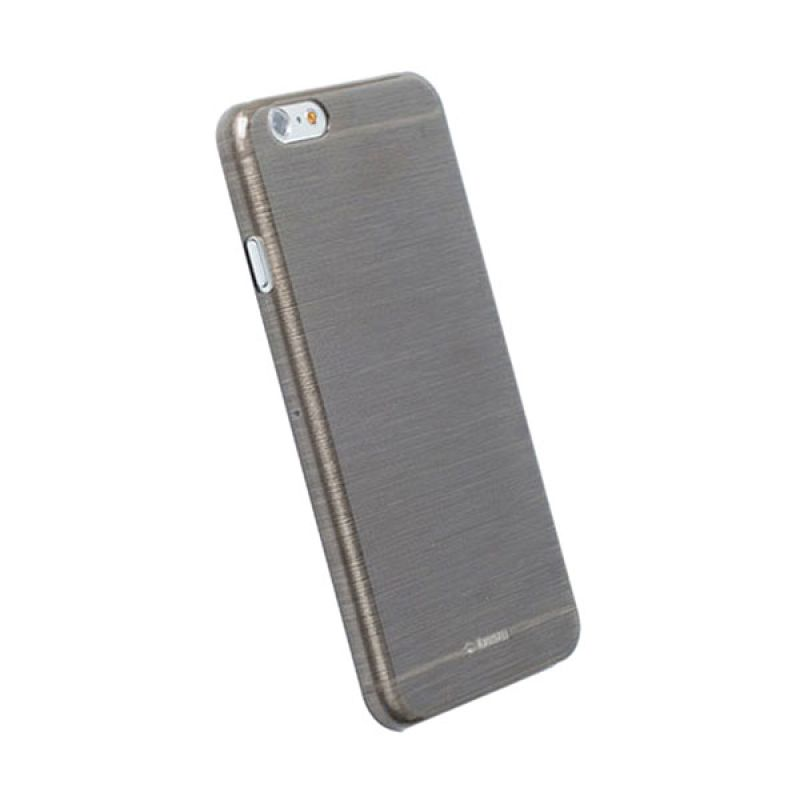 Krusell FrostCover iPhone 6 Transparent Hitam