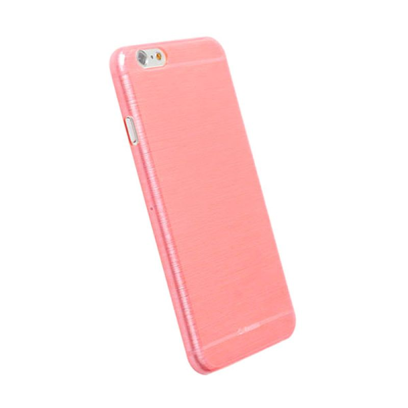 Krusell FrostCover iPhone 6 Transparent Pink
