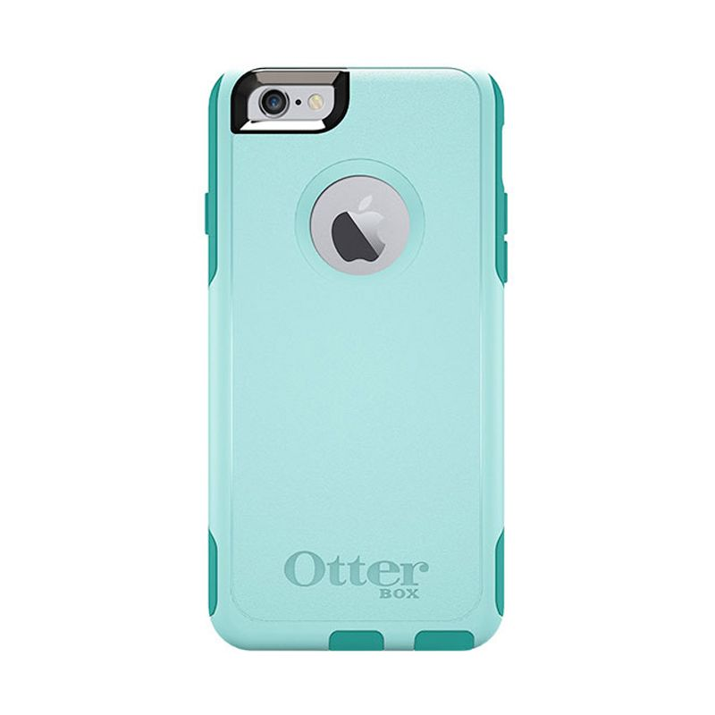 OtterBox Commuter Series Casing Aqua Sky for iPhone 6 Plus
