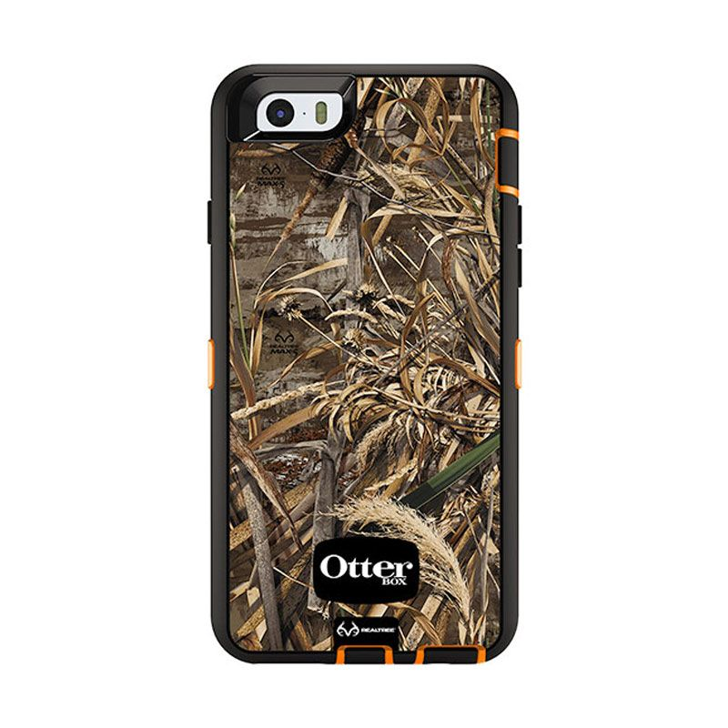 OtterBox Defender Series Max 5 Blaze Casing for iPhone 6