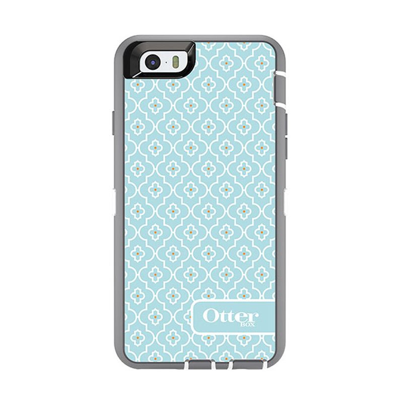 OtterBox Defender Series Moroccan Sky Casing for iPhone 6