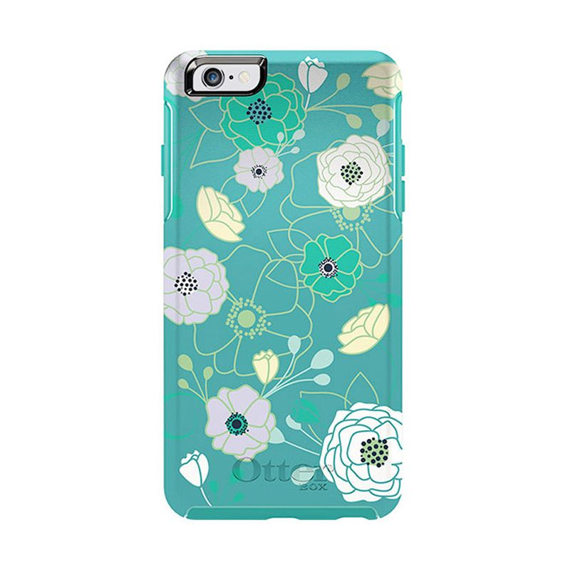OtterBox Symmetry Series Eden Teal Casing for iPhone 6 Plus