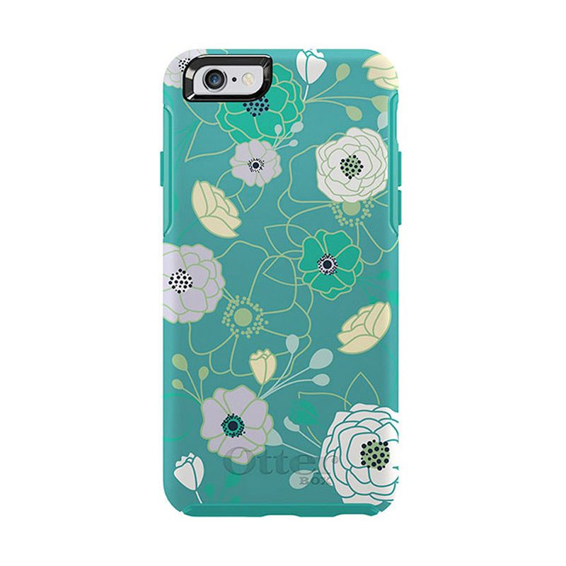 OtterBox Symmetry Series Eden Teal Casing for iPhone 6