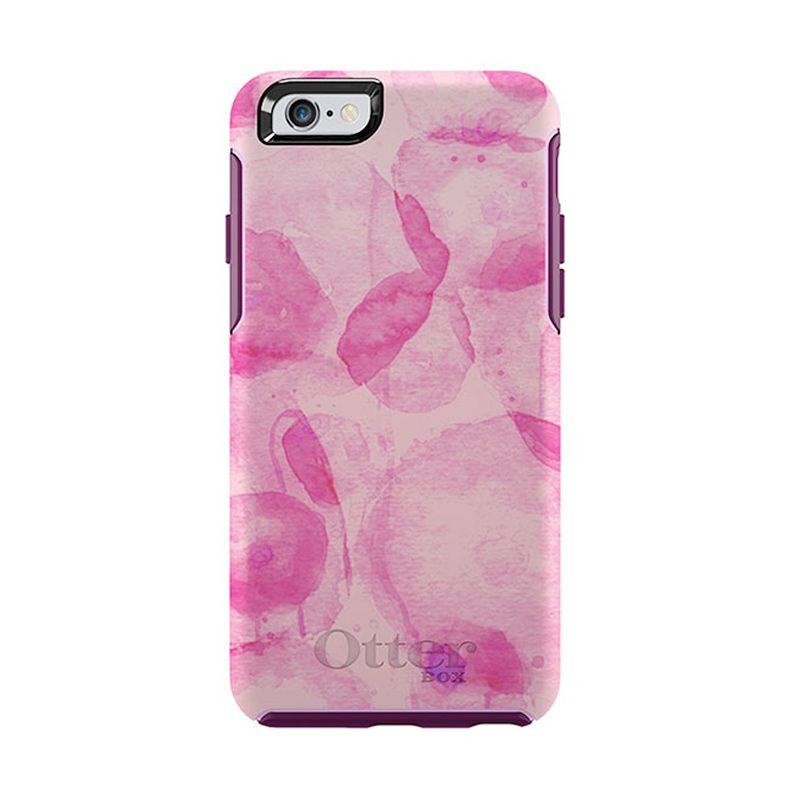OtterBox Symmetry Series Poppy Petal Casing for iPhone 6