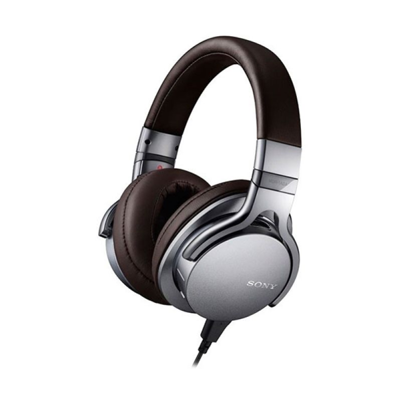 Sony MDR-1ADAC Silver Headphone with Built-in DAC
