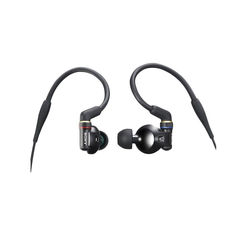 Sony Professional MDR7550 In-Ear Black Headphone