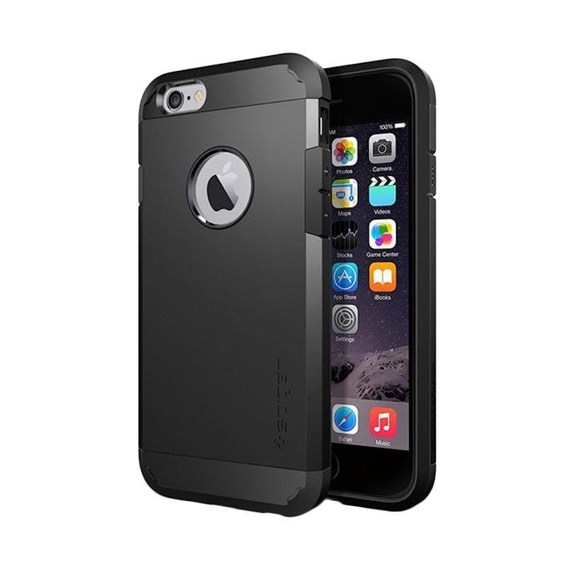 Spigen Tough Armor Black Casing for iPhone 6