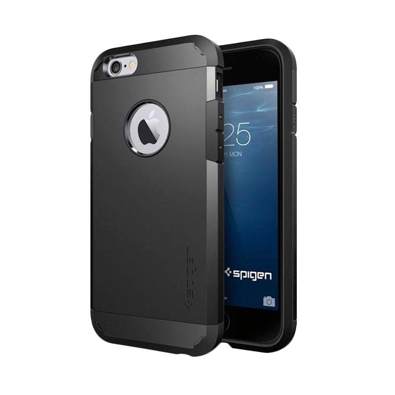 Spigen Tough Armor Series Black Casing for iPhone 6 Plus