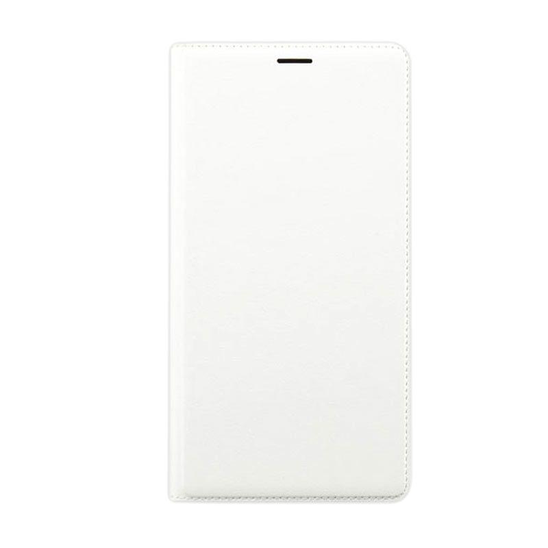 Xiaomi Flip Wallet Redmi Note Putih Casing