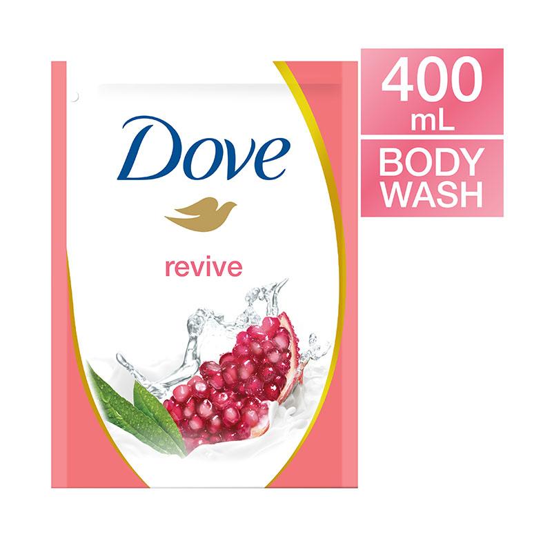 Dove Go Fresh Revive Body Wash Refill 400ml