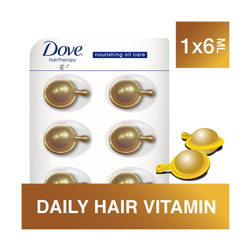 Dove Nourishing Oil Care Daily Hair Vitamin [21071879]