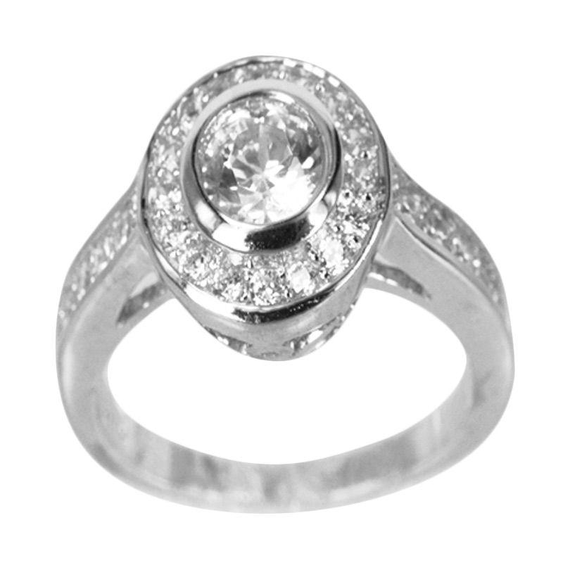 Dparis Cincin Silver SRS11029