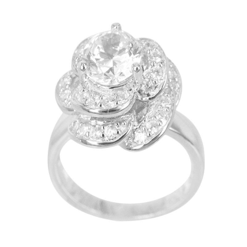 Dparis Cincin Silver SRS30022