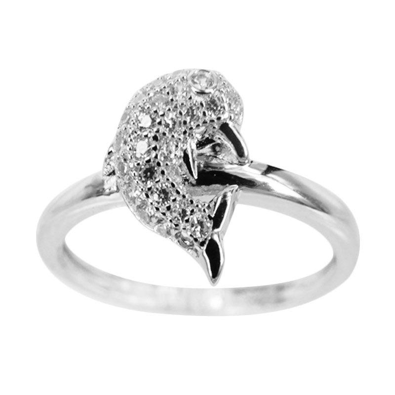 Dparis Cincin Silver SRS30029