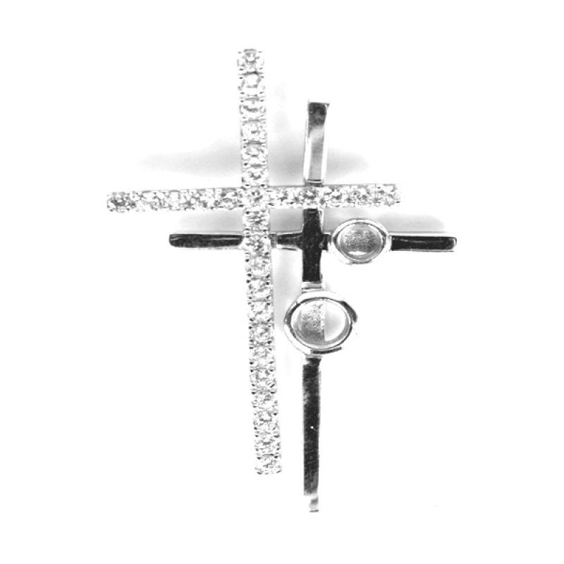 Dparis Cross 043 Pendant