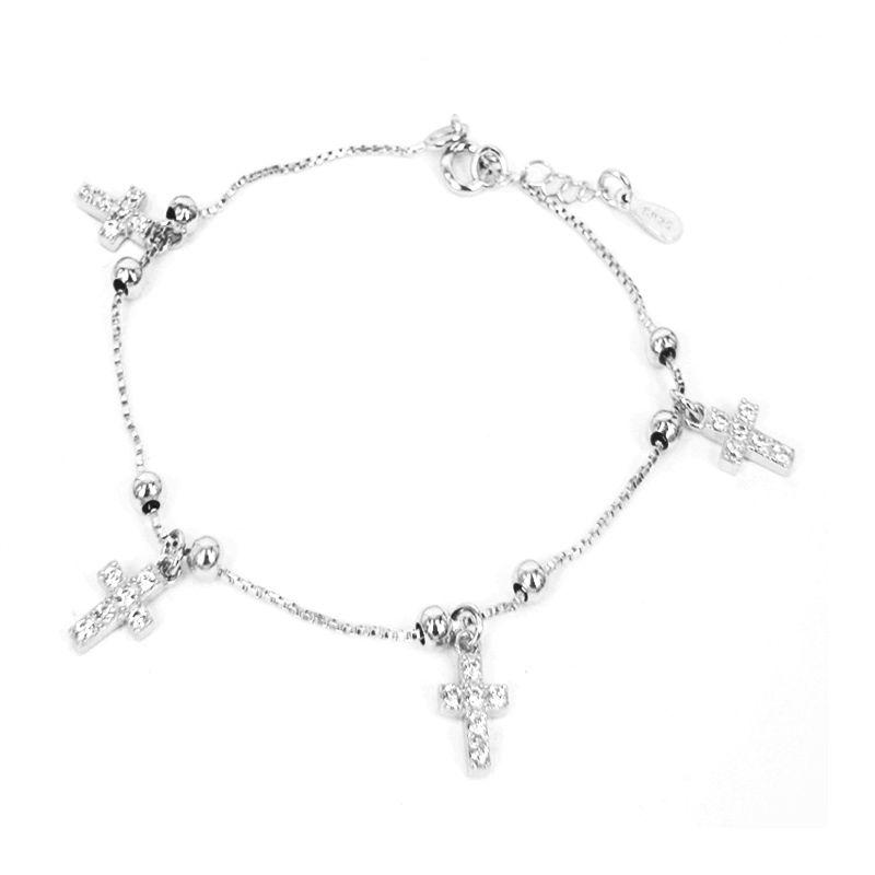 Dparis Cross Bracelet
