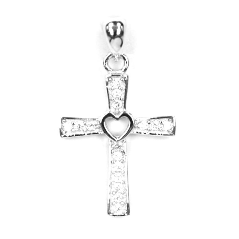 Dparis Cross Love Pendant