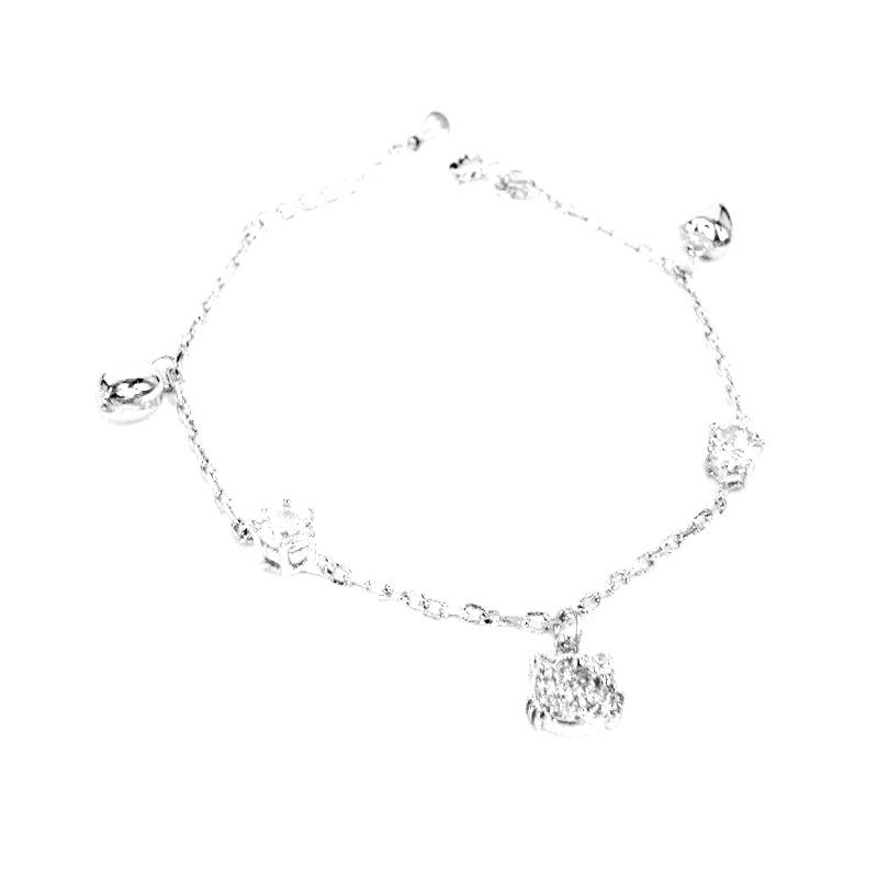 Dparis Double Love of Hello Kitty Bracelet