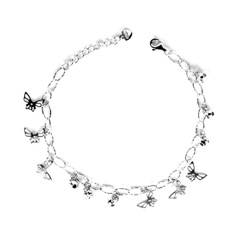 Dparis Full Of Butterfly Bracelet