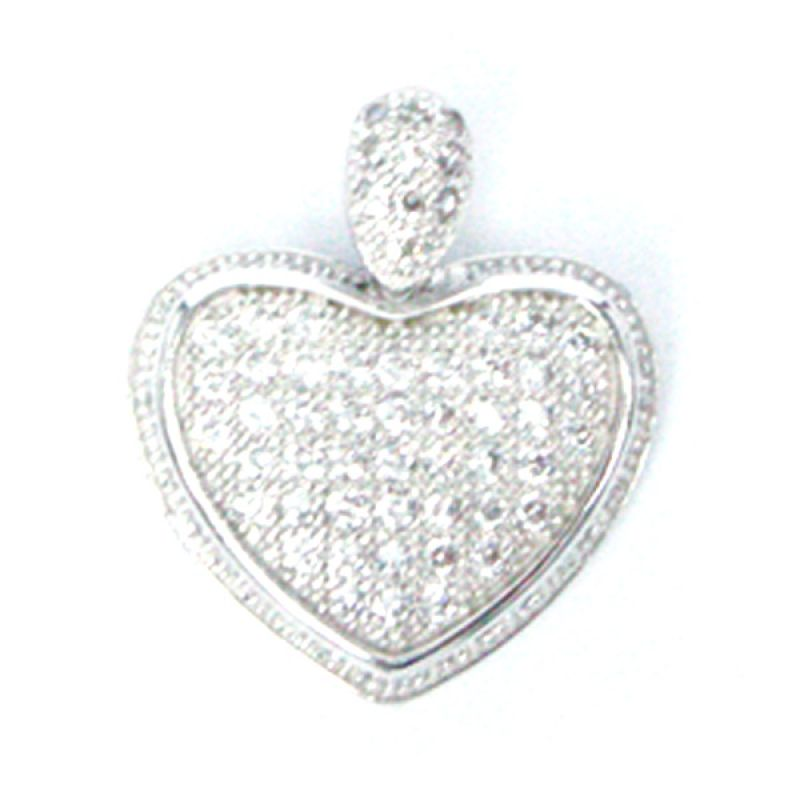Dparis Full of Love Pendant Liontin