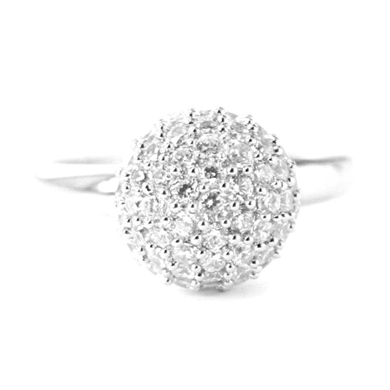 Dparis Round Cut Diamond Ring