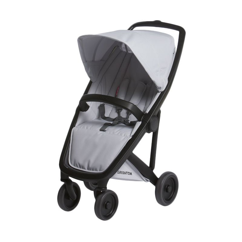 Greentom Upp Classic Black Grey Stroller