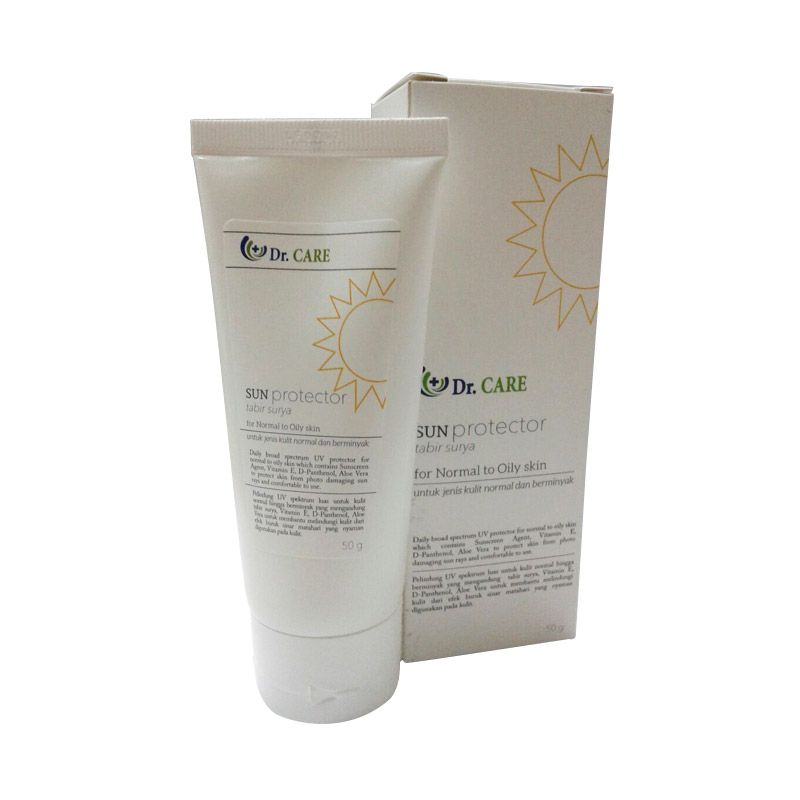 Sun Protector Dr.Care Pelindung UV for Normal to Oily Skin