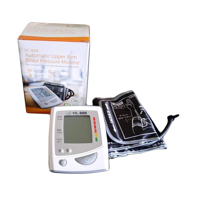 Dr Care HL-888 Tensimeter Digital Alat Monitor Kesehatan