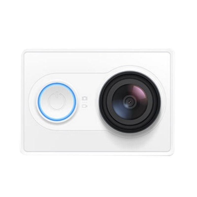 Xiaomi Yi International Basic Ed White Action Camera