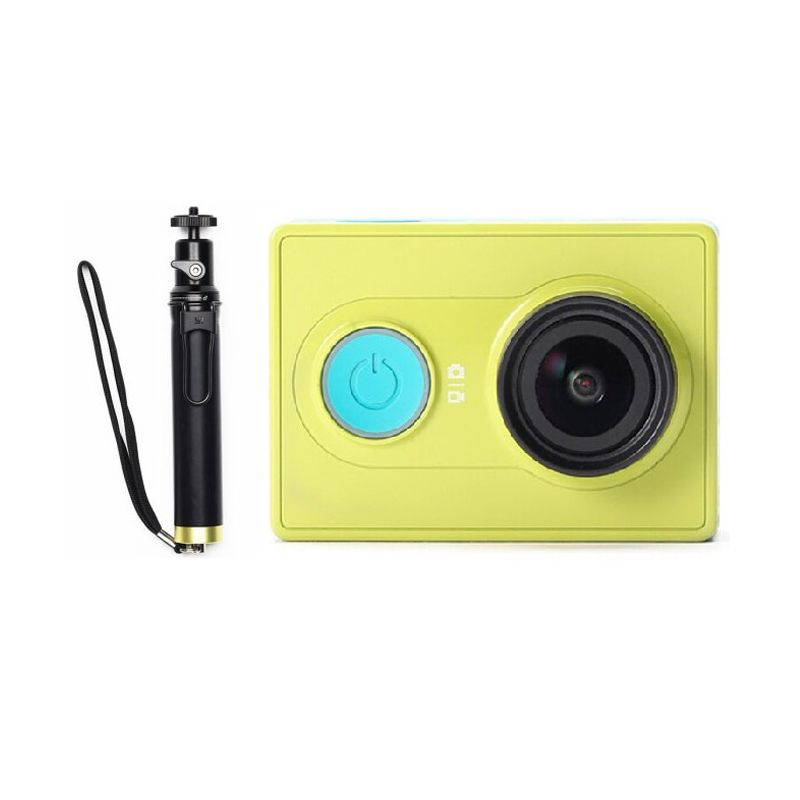 Xiaomi Yi Travel Ed Green Action Camera