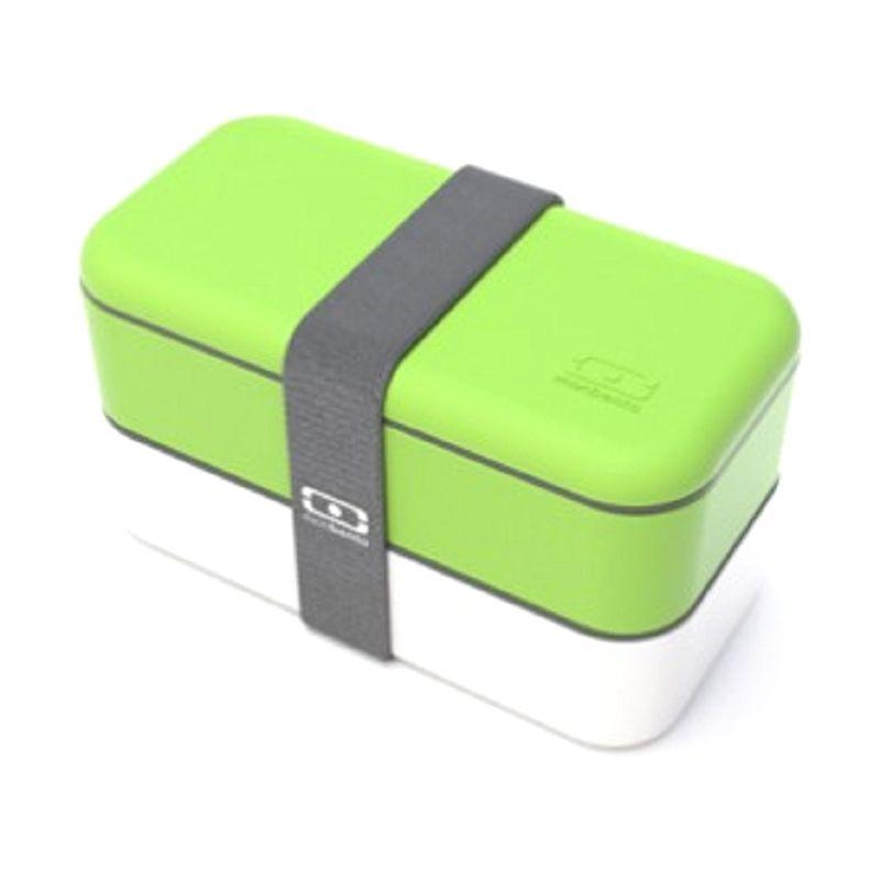 Monbento Original Green White Kotak Makan