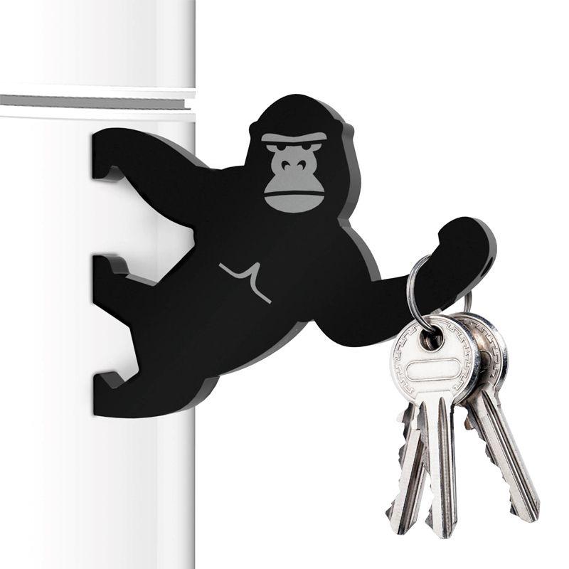 Mustard Key kong Magnetic Key Holder
