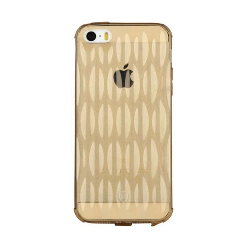 Baseus Air Bag Golden Casing for Iphone 5 or 5S