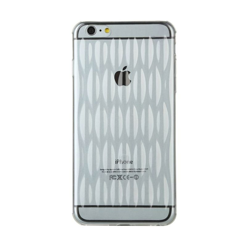 Baseus Air Bag White Casing for iPhone 6 Plus
