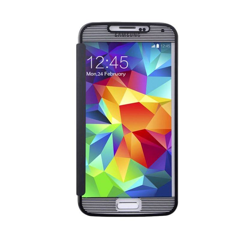Baseus Bohem Black Casing For Samsung Galaxy S5