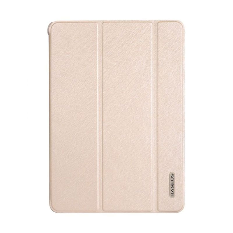 Baseus Folio Champagne Gold Edition Casing for iPad Air