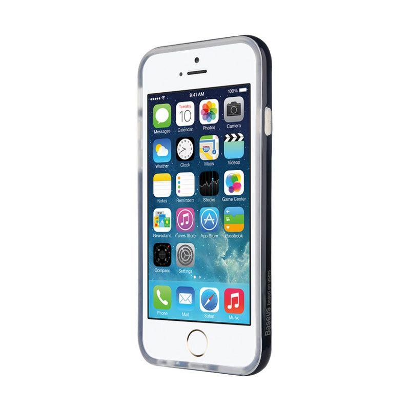 Baseus Fresh Black Casing for Iphone 6 Plus
