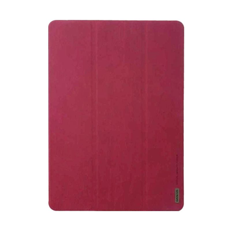 Baseus Grace Leather Casing For Simplism Series Merah Casing For Samsung Galaxy Tab Pro 10.1