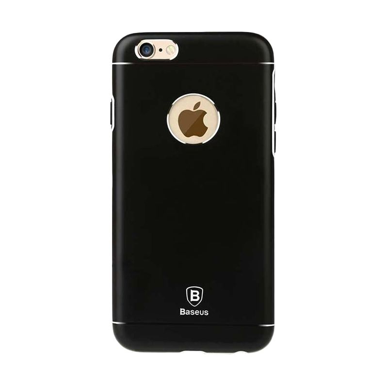 Baseus Metal Black Casing For Iphone 6