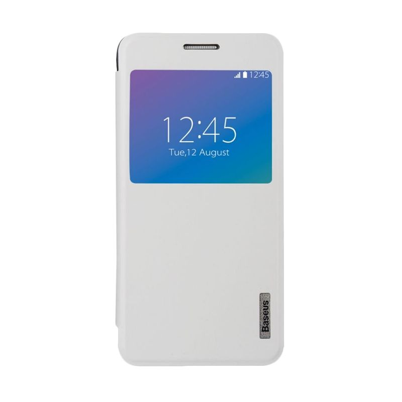 Baseus Primary White Casing for Samsung Galaxy F Alpha