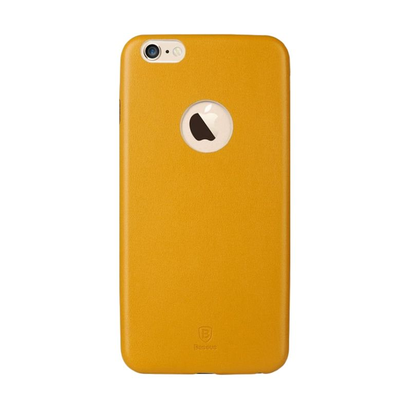 Baseus Thin Yellow Casing for iPhone 6
