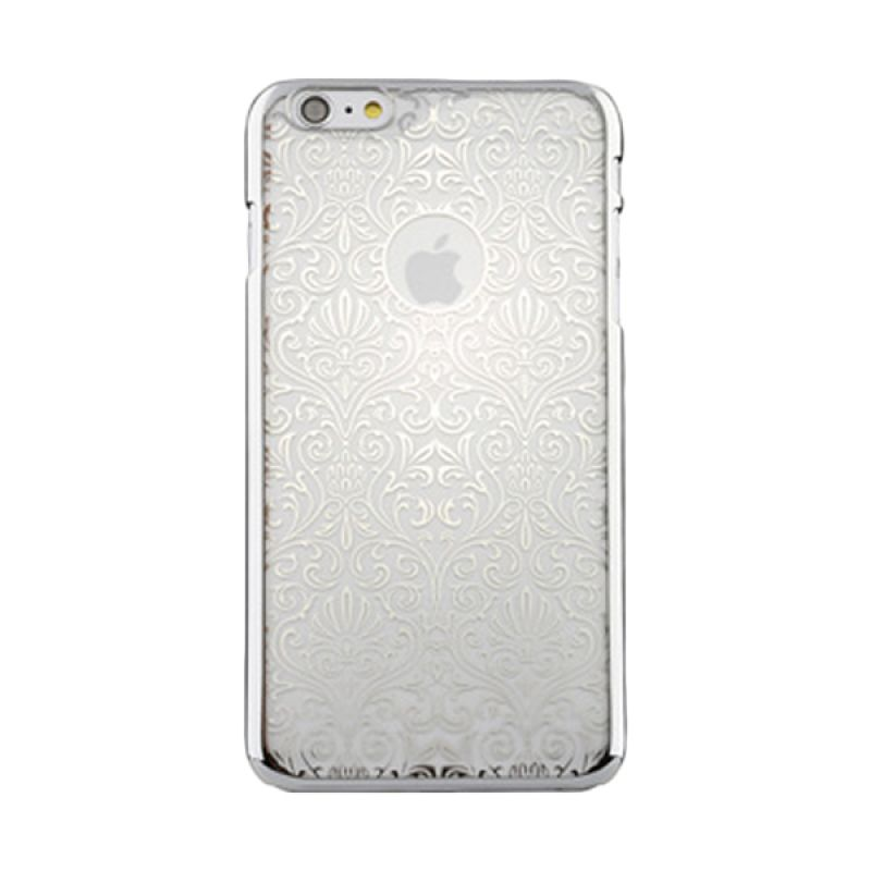 Baseus Royal European Code Silver Casing For Iphone 6 Plus