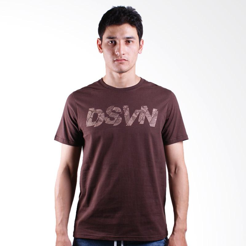 DSVN Caleb Cokelat T-Shirt Pria Extra diskon 7% setiap hari Citibank – lebih hemat 10% Extra diskon 5% setiap hari