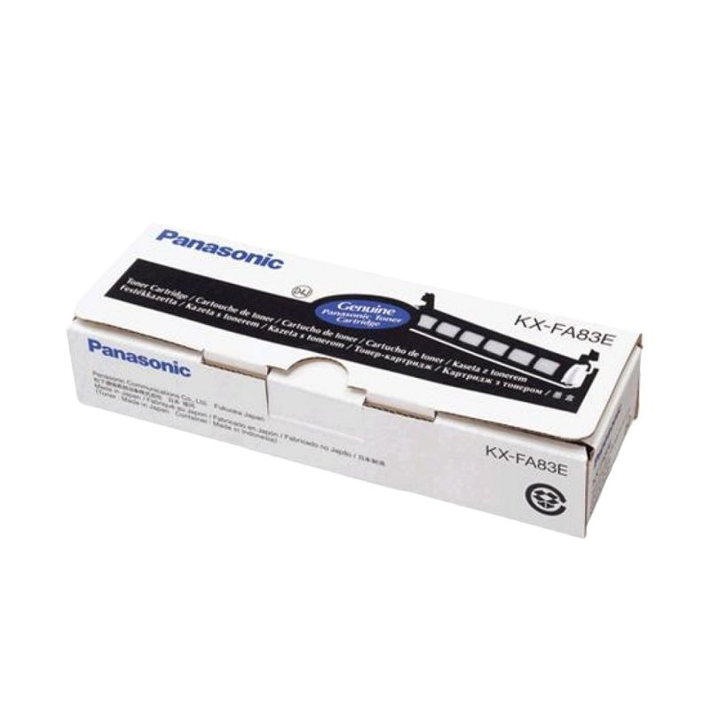 Panasonic Consumable Toner KX-FA83E Toner Cartridge