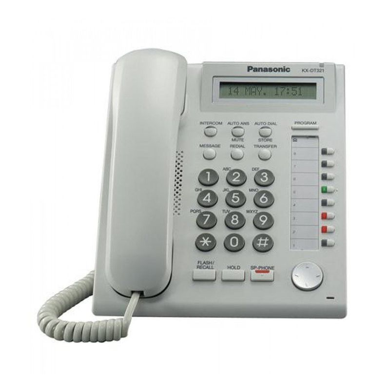 Panasonic Digital Proprietary Digital Phone KX-DT321 Telepon